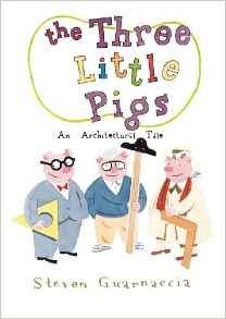 3 Little Pigs Cover