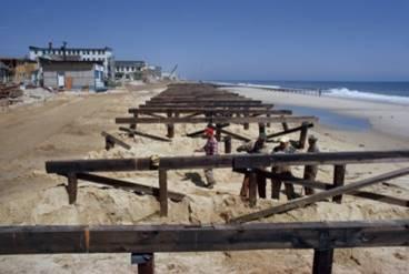 Storm of 62 Rehoboth Beach Boardwalk Damage (2)